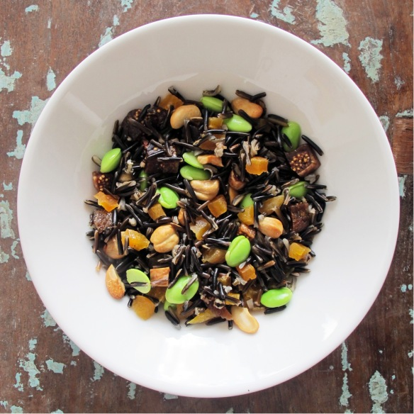 arroz salvaje - lovely gourmet