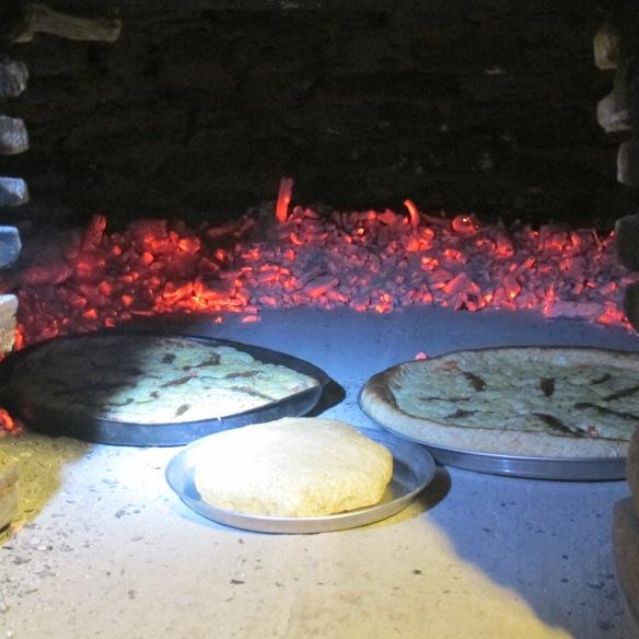 Pizzas- Horno a leña- Lovely Gourmet