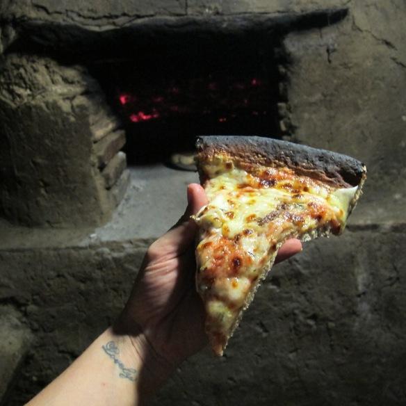 pizza - slice - Lovely Gourmet