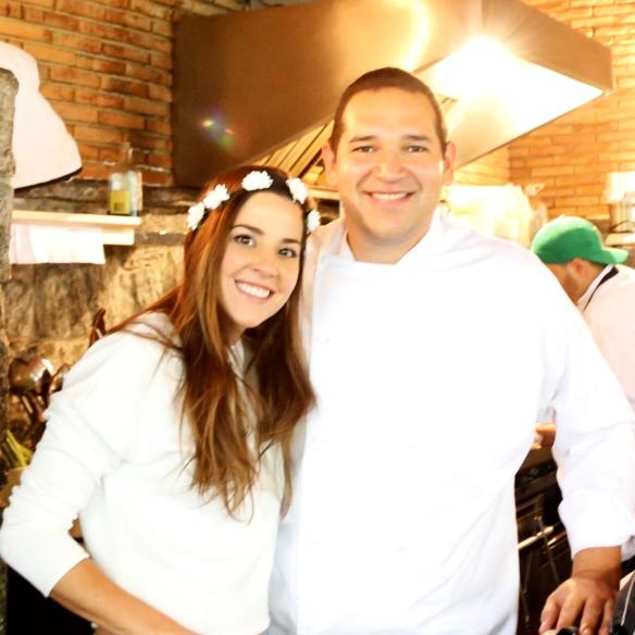 Edgardo Morales, Elisa Bermudez, Lovely Gourmet