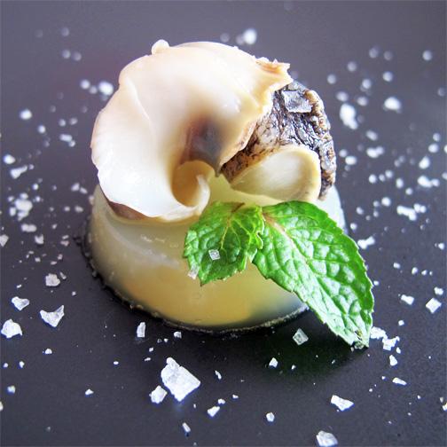 Mojito de caracol