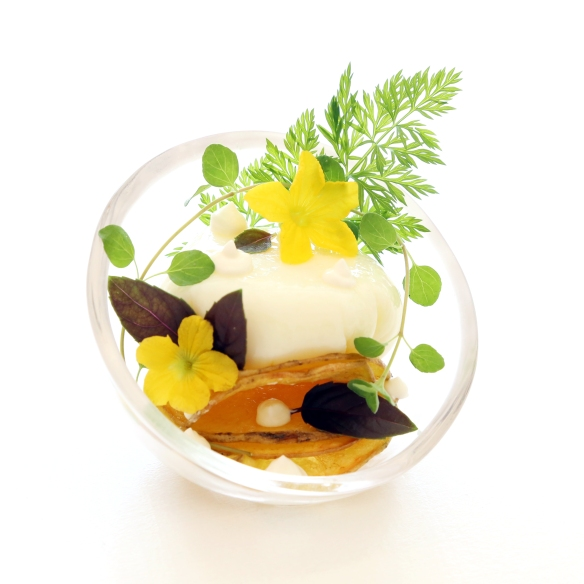 lovely gourmet huevo pochado
